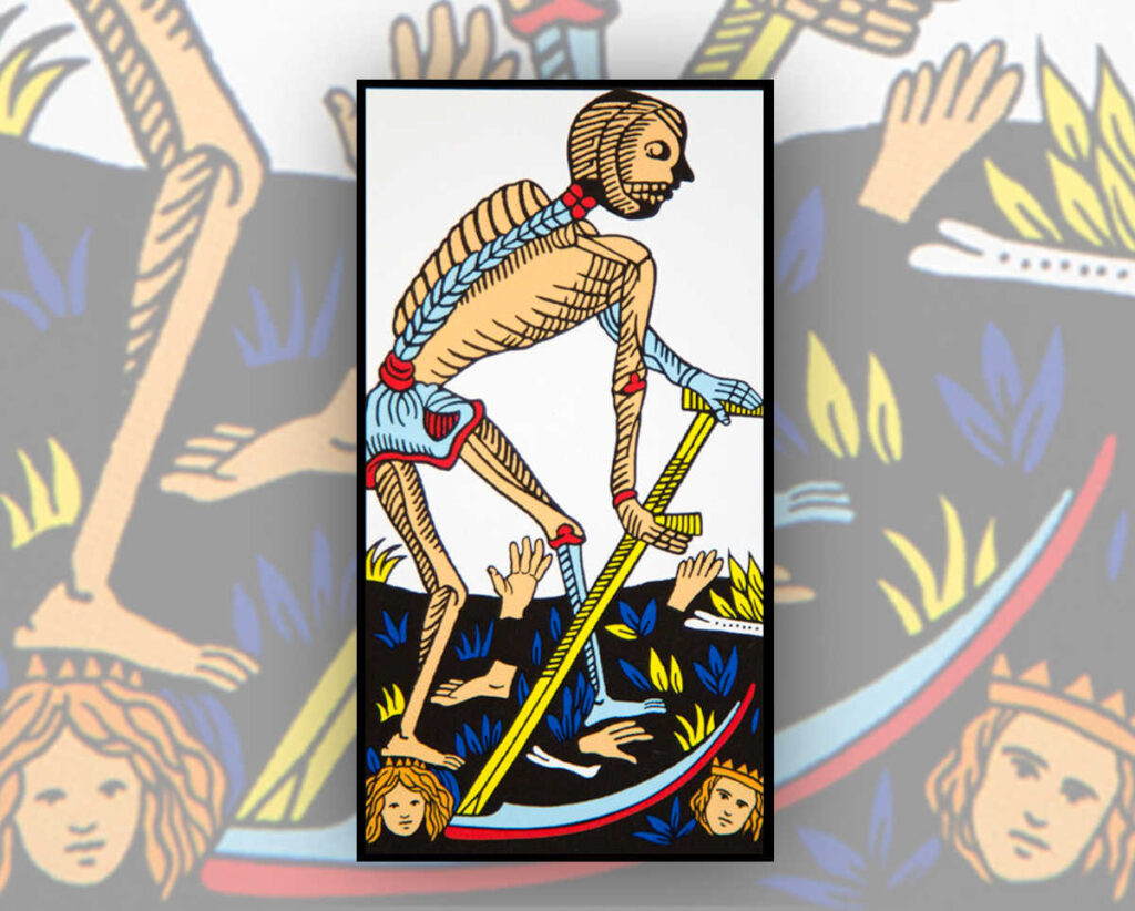 Passion-Tarot-arcanes-majeurs-XIII-sans-nom-interpretation