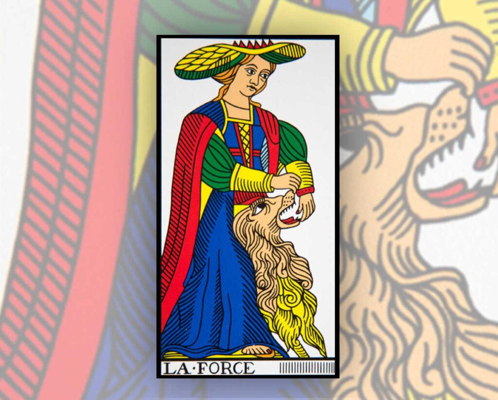 Passion-Tarot-arcanes-majeurs-force-interpretation