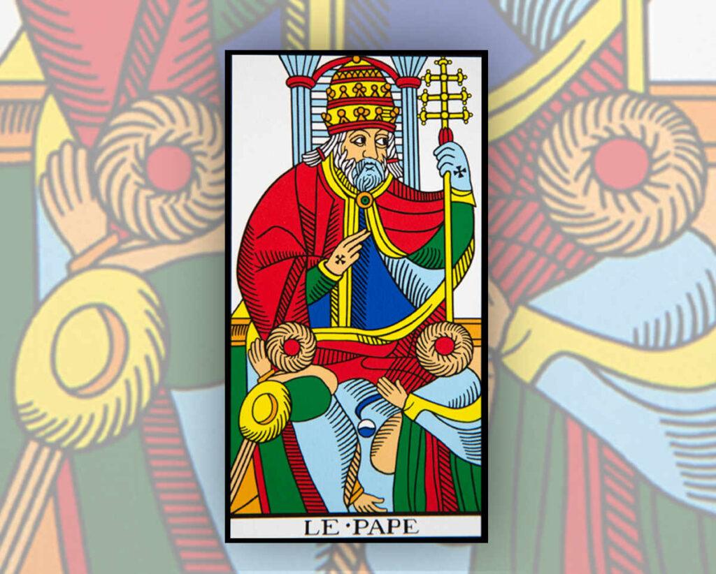 Passion-Tarot-arcanes-majeurs-le-pape-interpretation