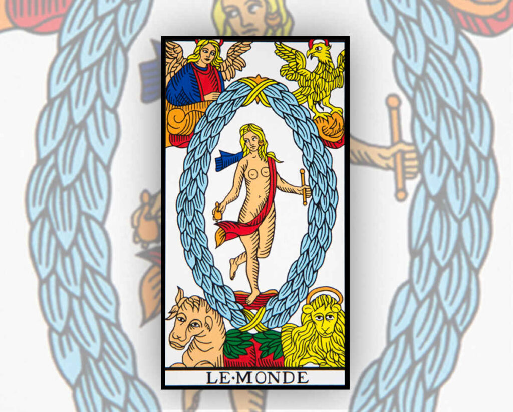 Passion-Tarot-arcanes-majeurs-maison-Monde-interpretation
